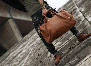 Mẫu túi xách du lịch nam MZ3308-1