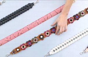Dây đeo tui xách - biến tấu theo nhiều phong cách