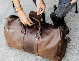 Mẫu túi xách du lịch nam MZ3308-3