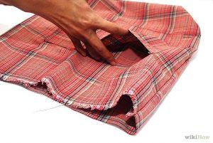 Bước 3: May các phần của túi xách