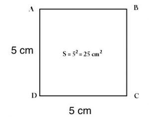 Đường chéo hình vuông bằng gì?
