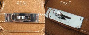 Cách phân biệt túi xách Hermes xịn và fake