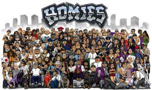 Homie rap là gì?