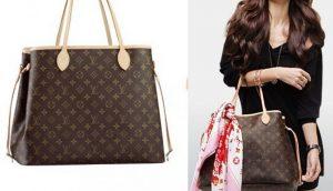 Túi Louis Vuitton thường hư hỏng những gì ?