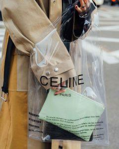 Túi xách nhựa - Lần đầu tiên xuất hiện