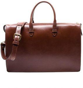 1. Túi tài liệu mềm (The soft briefcase)