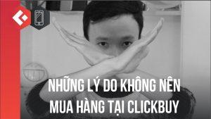 Nghi án Clickbuylừa đảo