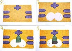 Cách may túi xách bằng vải dạ