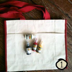Nguyên liệu cần có để vẽ túi xách đẹp:
