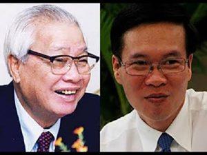 Tiểu sử Võ Văn Thưởng cháu Võ Văn Kiệt