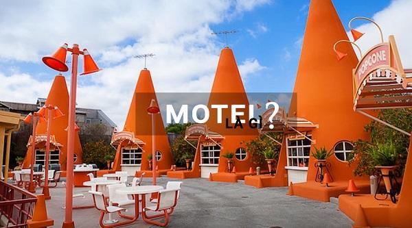 Motel là gì? Điểm khác nhau giữa Motel và Hotel