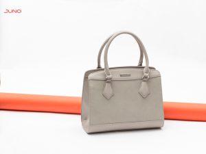 Túi xách cỡ trung trang trí viền đinh tán TXT117