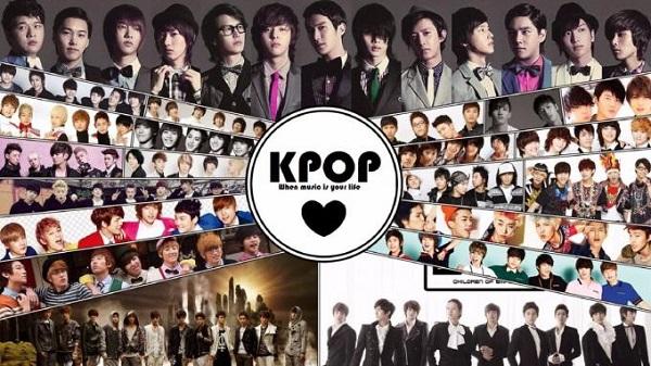 Sự khác biệt giữa nền âm nhạc Us Uk và Kpop