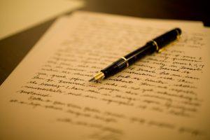 Hướng dẫn viết thư UPU lần thứ 45 mẫu