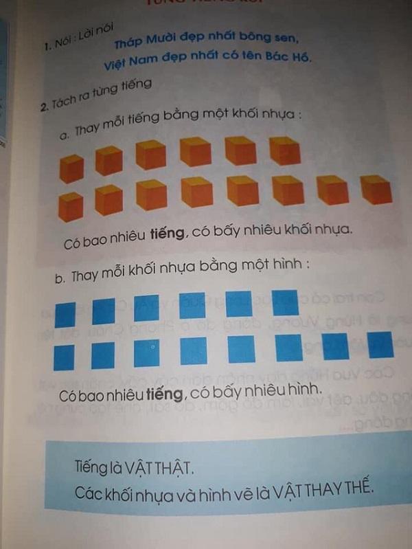 Vậy, 'đọc chữ ô vuông, tam giác' bắt nguồn từ đâu và ai là người sáng lập?