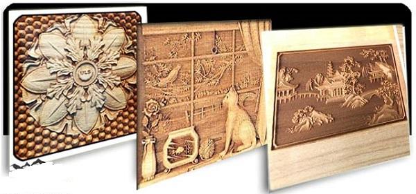 Khắc hình, khắc tranh gỗ giá rẻ tại Hà Nội