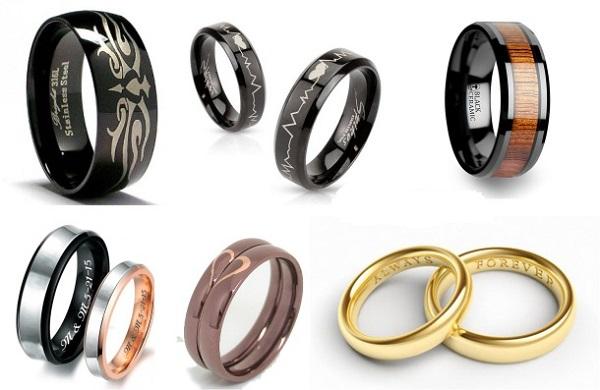 Khắc tên lên nhẫn cưới, nhẫn vàng ở đâu đẹp tại Hà Nội