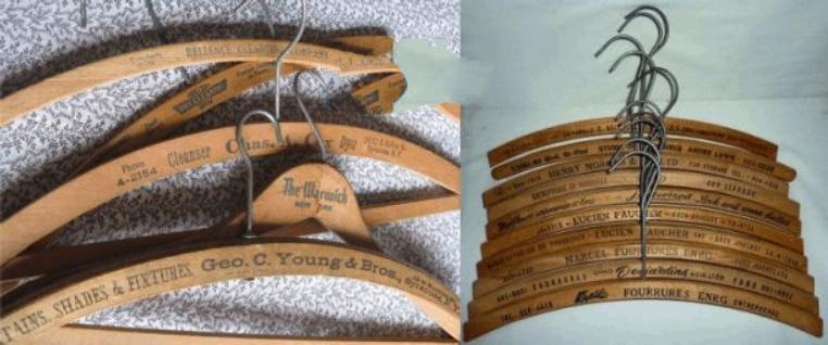 Móc áo gỗ khắc bằng laser giá rẻ tại Hà Nội