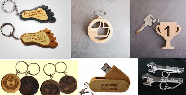 Móc chìa khóa – món quả nhỏ bé nhiều ý nghĩa!
