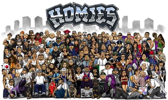 Tại sao giới trẻ Việt gọi nhau là homie? Homie là gì?