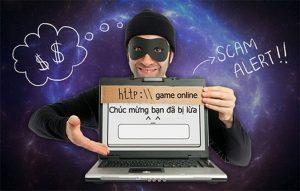 Công ty TNHH công nghệ internet online lừa đảo