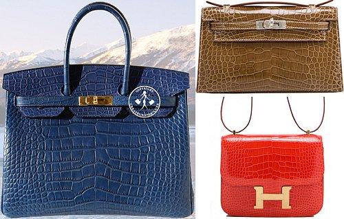 Tất tần tật về các loại da mà túi xách hàng hiệu Hermes đã dùng
