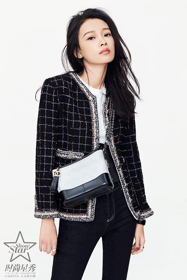 """Túi xách Chanel mới """"làm mưa làm gió"""" tủ đồ của loạt sao Hoa ngữ"""