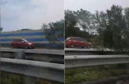Lái ô tô ngược chiều trên cao tốc Hà Nội – Lào Cai: Nữ tài xế nói lý do giật mình