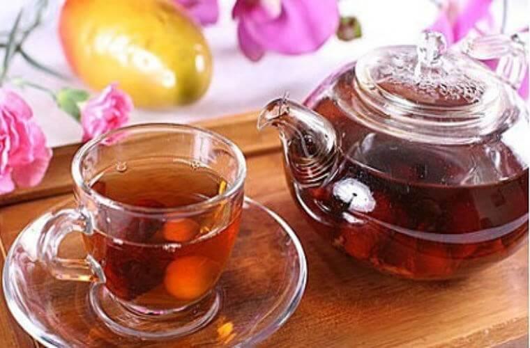 lưu ý khi sử dụng trà linh chi