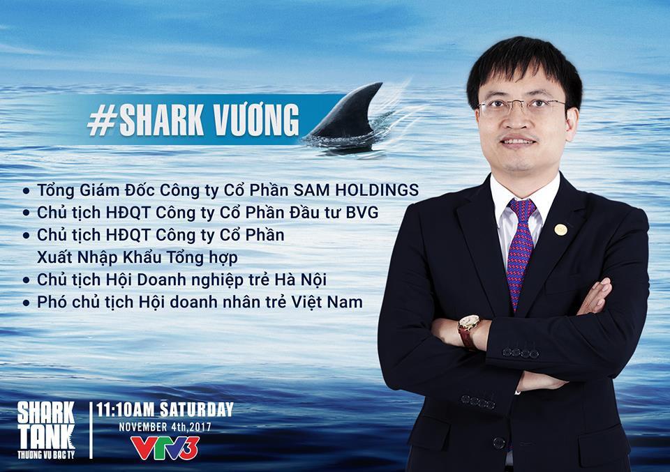 shark vuong la ai cuoc doi va su nghiep