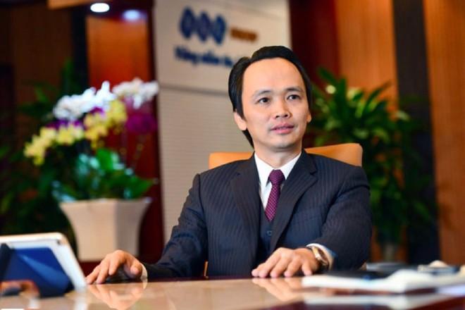 Tài sản của ông Trịnh Văn Quyết