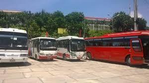Những dòng xe hiện đại của văn phòng xe du lịch Datxeviet