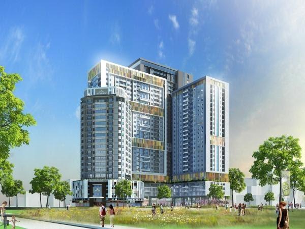 Dự án Monarchy apartments