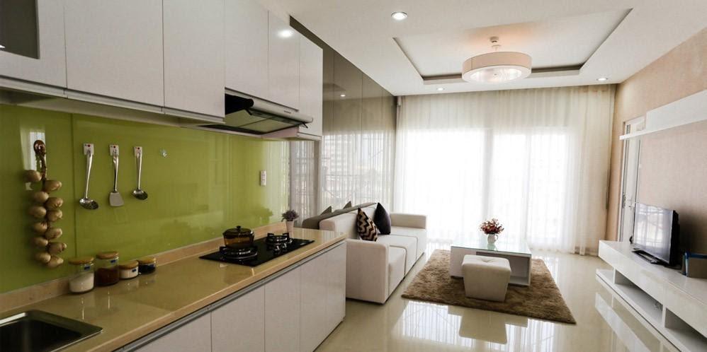 Một căn hộ cao cấp của Monarchy apartments