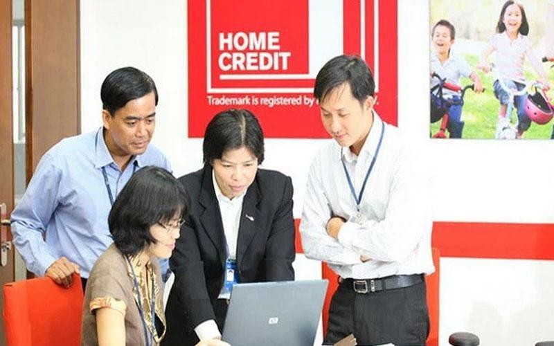 Home Credit cho vay tiền rất linh hoạt